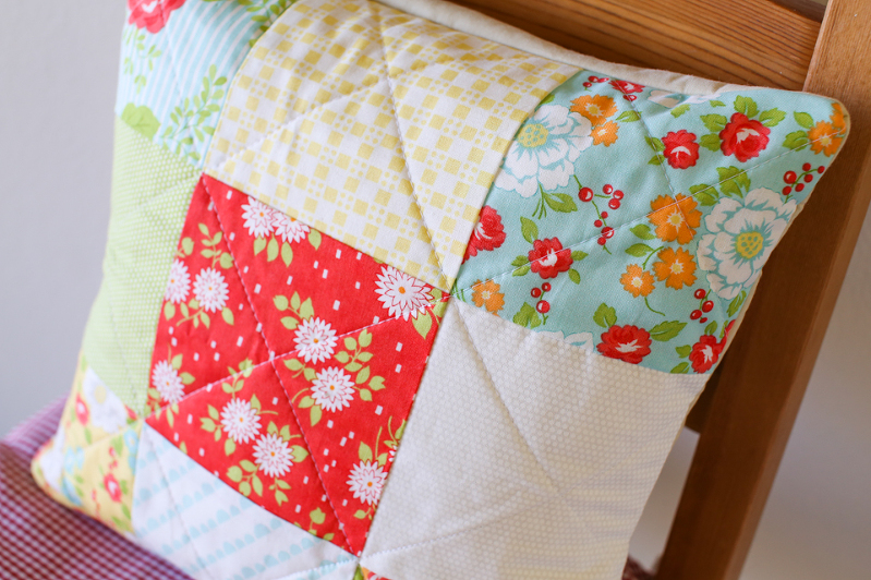 Charm Square Pillow Cover (1 of 5)