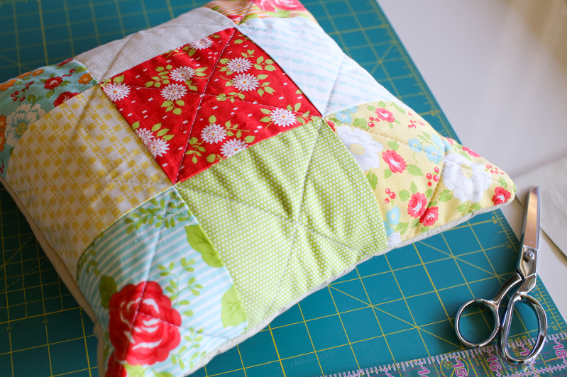 Charm Square Pillow Cover (5 of 5)