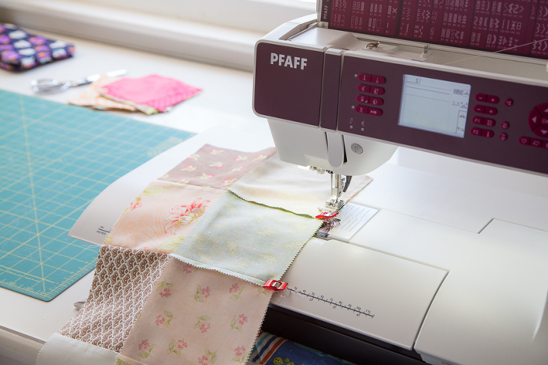 Patchwork Sewing Mat for Sewing Machine (2 of 6)