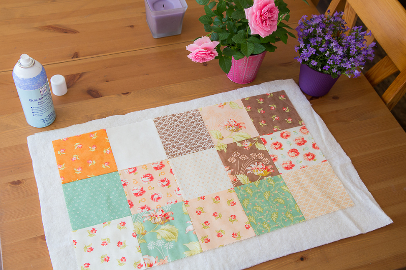 Patchwork Sewing Mat for Sewing Machine (3 of 6)