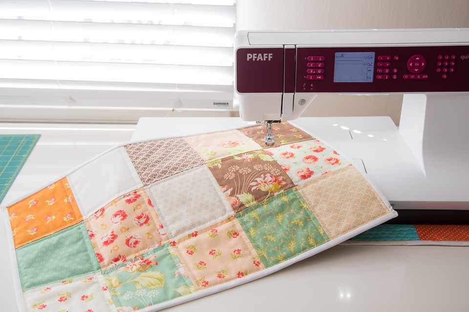 patchwork sewing machine