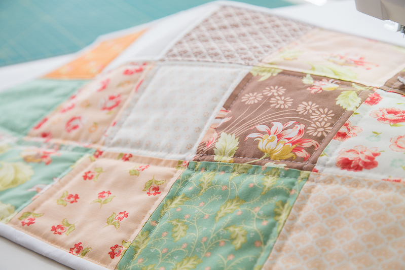 Patchwork Sewing Mat for Sewing Machine (5 of 6)