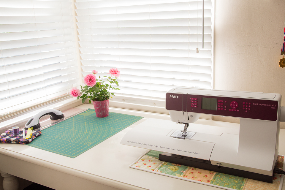 sewing machine for patchwork and quilting