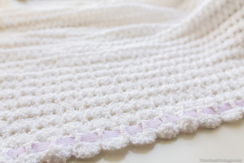 Crochet Scalloped Edges