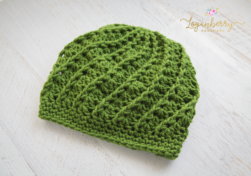 Free Crochet Pattern Spiral Crochet Beanie, Crochet Beanie Tutorial, Crochet Hat Pattern, Swirl beanie tutorial, how to crochet a beanie