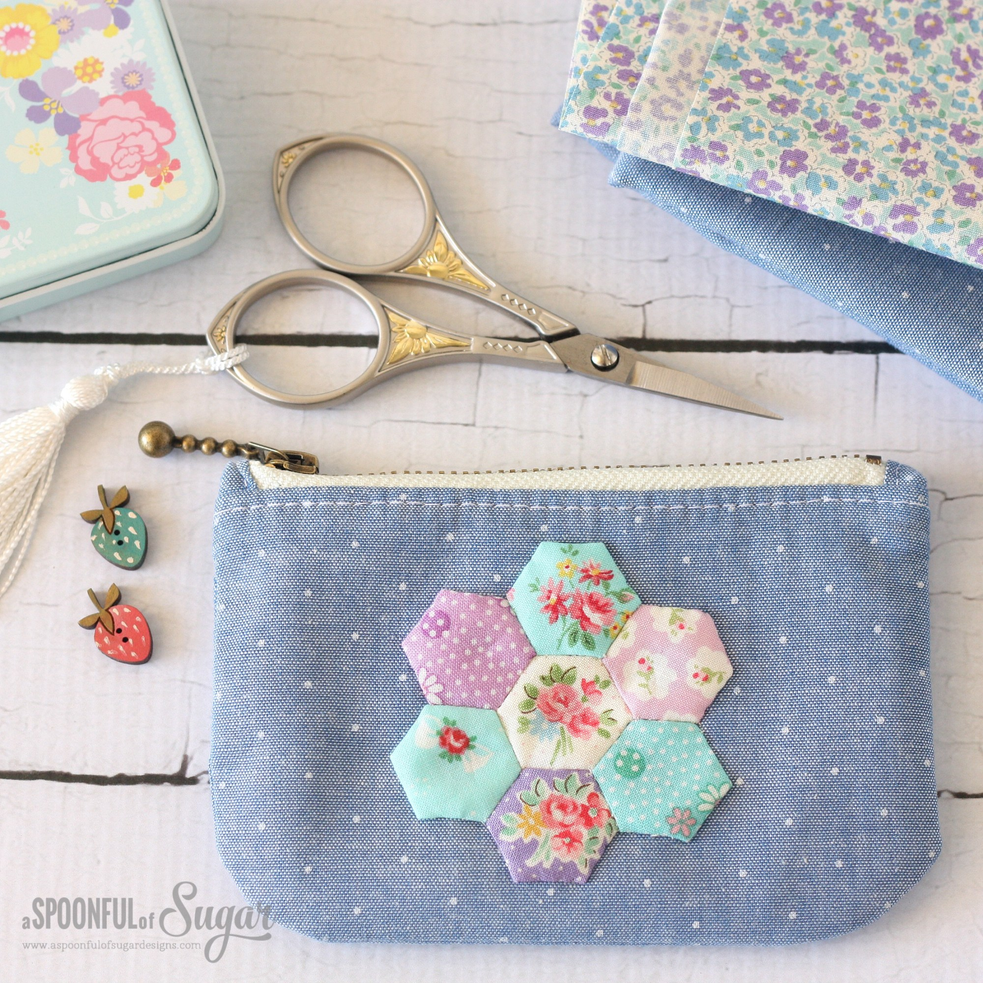12 Easy Zipper Pouch Tutorials 187 Loganberry Handmade