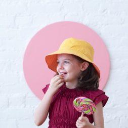 12 Sewing Projects for Summer Fun! + Free patterns + Tutorial, reversible sun hat, bucket hat, sun bonnet, summer hat, sewing projects