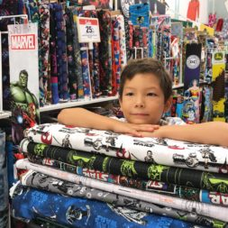 Star Wars Fabric, Quilting Fabric, Star Wars Quilt